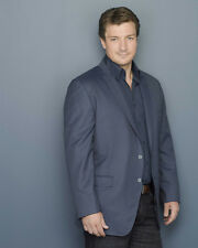 Fillion, Nathan [Castle] (49254) 8x10 Photo