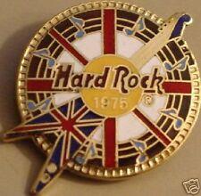 "Hard Rock Cafe ONLINE 1998 Punk Era TRIBUTE ""1975"" PIN - HRC #29001 HRO On-Line"