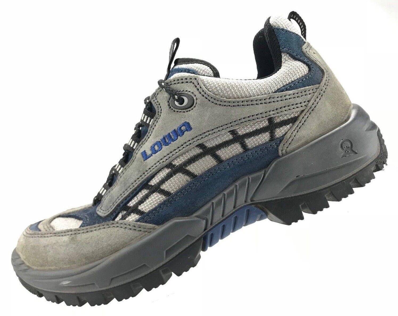 Lowa botas Senderismo-gris Con Cordones Zapatillas de pistas de  escalada al aire libre para mujer Talla 7  excelentes precios