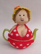 King Cole Dk Knitting Pattern Tea Cosies Farmyard