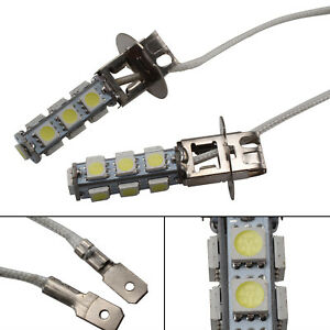 2x SOFFITTEN 39mm 27x3014-SAMSUNG-SMD-CHIP 12V CANBUS XENON WEISS LAMPEN 2 STÜCK
