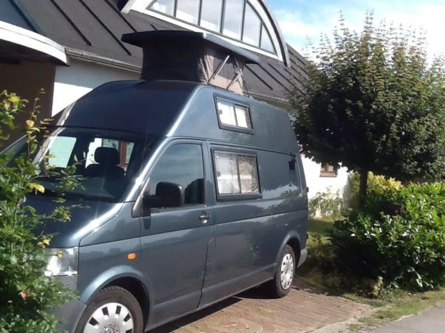 VW california exclusive T5, 2006, km 179000, 4…