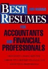 Best Resumes for Accountants and Financial Professionals