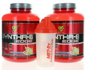 2-Pack-BSN-Syntha-6-EDGE-7-72-LB-Fast-amp-Slow-Digesting-Protein-Powder-96-Serv