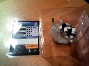 NHL-Figures-2-5-inch-Imports-Dragon-Premium-sport-Artifacts-joe-pavelski-Silver