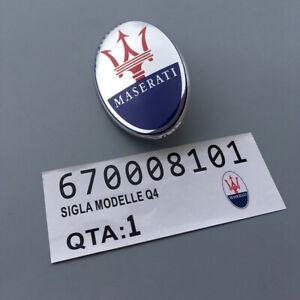 Auto-Auto-Fronthaube-Emblem-Abziehbild-Abzeichen-Logo-fuer-Maserati-Ghibli-GT