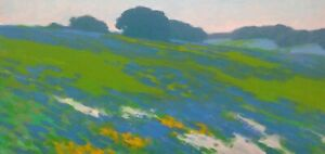 California-Dreaming-Oak-Impressionism-Poppies-Landscape-Art-Oil-Painting-hills