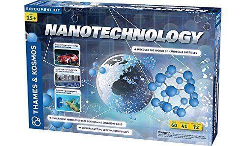 Thames & Kosmos 631727 Nanoteknologikit