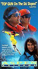 Aspen Extreme VHS, 1993  - $4.95