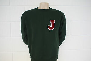 American-Varsity-Sweatshirt-College-Letterman-Jumper-Any-Letter-On-Any-Jumper