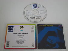 MARIANNE FAITHFULL/BROKEN ENGLISH(ISLAND CID 9570(90 039-2) CD ALBUM