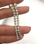 1-64-CT-14K-Yellow-Gold-Graduating-Round-Cut-Diamond-Halo-Dangle-Drop-Earrings thumbnail 2