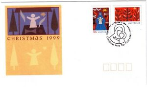 1999-FDC-Australia-Christmas-Pict-FDI-034-CHRISTMAS-HILLS-034