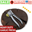 SALE-Easy-Garlic-Press-Strong-Zinc-Alloy-Crusher-Mincer-Chopper-Presser-Food-Pre thumbnail 4