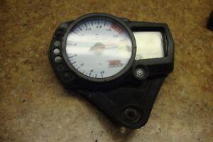 Details about 2007 Suzuki GSX-R600 GSXR6 GSXR600 Front Speedometer  Tachometer Gauge Dash 07