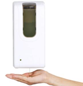 Automatic Soap Dispenser 1000ML Handfree Touchless IR Sensor Wall Mount