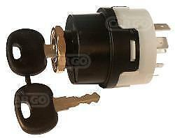 Replacement 5 position allumage Switch with 2 Keys Durite type 0-351-55 180044