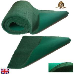 Lit de literie pour vétérinaire de couleur verte traditionnel