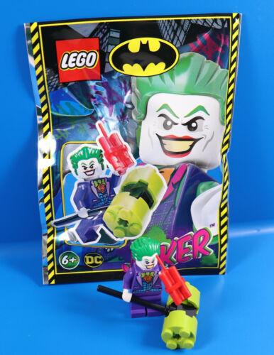 Polybag LEGO® Batman 211905 Figur joker mit Hammer