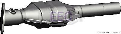 Convertisseur Catalytique//Cat pour RENAULT 7700844692 OEM de Qualité