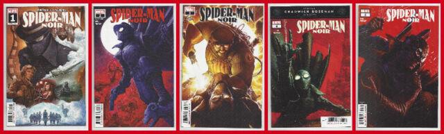 Marvel Comics 2020 of 5 Spider-Man Noir #1