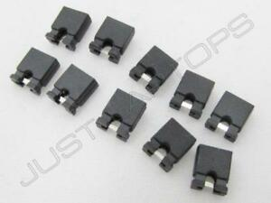Lot-Pack-of-10-x-3-5-034-IDE-PC-HDD-Hard-Disk-Drive-PATA-Jumpers-Plug-Cap-Top