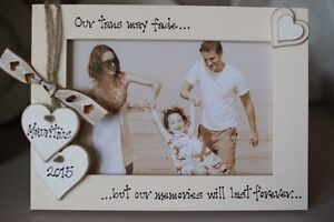 6x4/'/' Cat Frame Personalised Photo Frame by Filly Folly