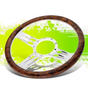 13 5 9 bolts billet aluminum half wrap wood grain banjo style rh ebay com wood grain texture clipart