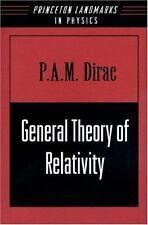 GENERAL THEORY OF RELATIVITY - NEW PAPERBACK BOOK