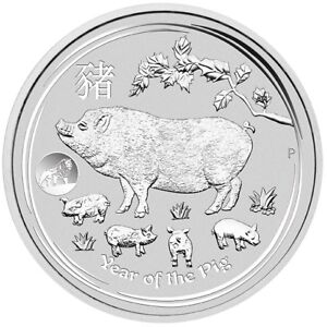 2019-Year-of-the-Pig-w-LION-PRIVY-1oz-9999-Silver-Coin-Lunar-Series-II-PM