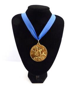 #e4161 DDR Medaille Internationaler Kanuslalom DKSV der DDR