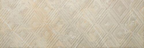 Impression GEO beige 25x75 Feinsteinzeug Natursteinoptik Wandfliese 1 Stück
