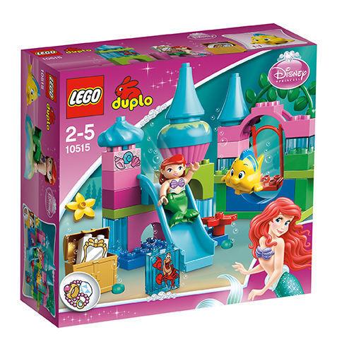 LEGO Duplo Arielles zauberhaftes Unterwasserschloss (10515), neu+OVP, ungeöffnet