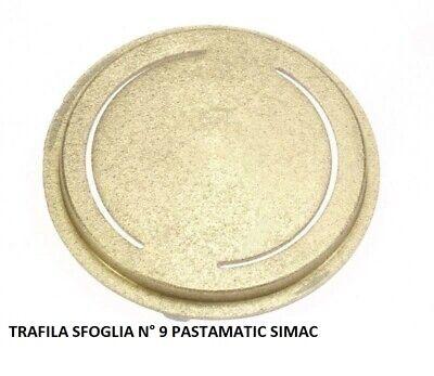 SIMAC TRAFILA PER SPAGHETTI N.2 PER PASTAMATIC PM1000 PM1400N PM700N ECT