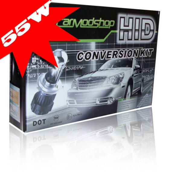 55w H7 H7r Kit Conversion Xénon Hid Slim Paire Ampoules Pour Jaguar S-type 99+ Circulation Sanguine Tonifiante Et Douleurs D'ArrêT