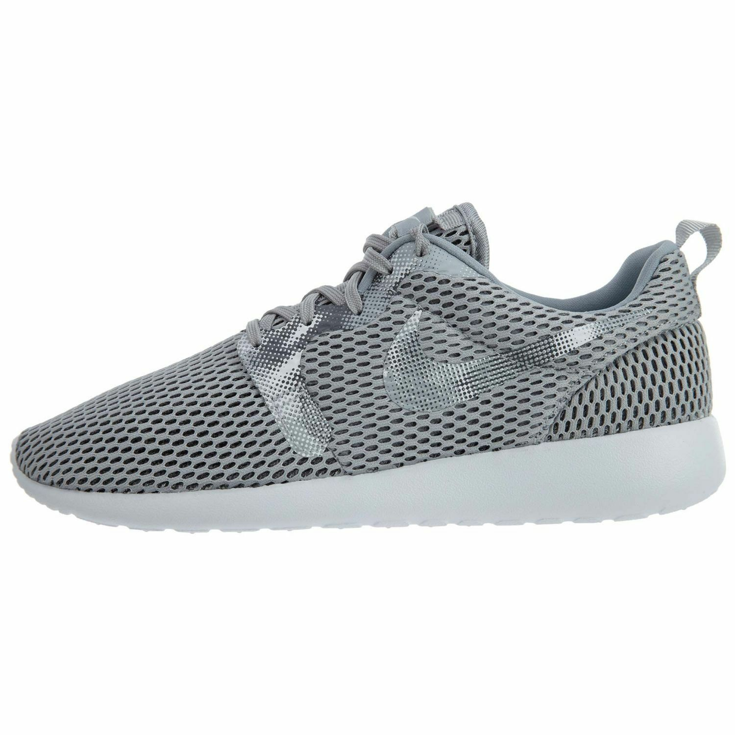 Nike Roshe One Hyperfuse BR GPX Mens 859526-001 Grey Running Shoes Size 9