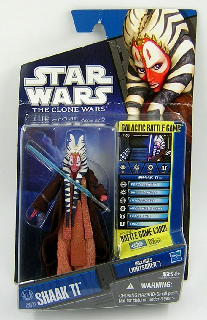 Star Wars Clone Wars CW31 Shaak Ti
