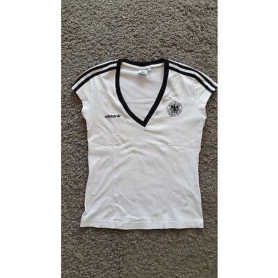 Deutschland Trikot Damen maillot jersey DFB Germany shirt Adidas 1974 retro