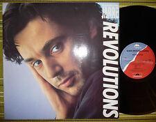 JEAN MICHEL JARRE, REVOLUTION, LP 1988 GERMANY NM/EX POLYDOR 837 098-1