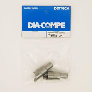 DIA-COMPE Gran Compe GC610 Silver Center Pull Brake Caliper Rear
