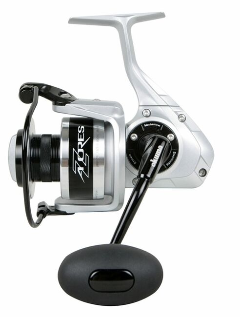 Okuma Azores Z-65S Saltwater Spinning Reel. Fast Shipping