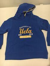 Property of UCLA BRUINS - Hooded Pullover Hoodie Sweatshirt NWT Toddler Boys  2T