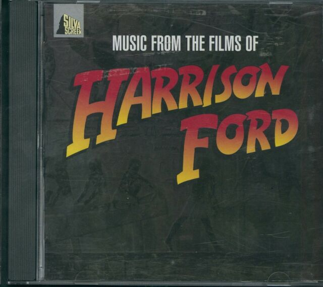Harrison Ford Movies CD Like New