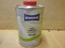 Standox 2K VOC Hardener 30-40 1 litre Standocryl Aktivator Katalysator
