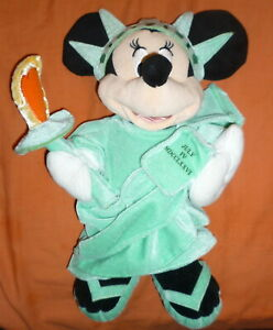 Mickey Mouse Statue of Liberty Disney toy