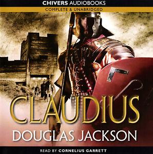 Claudius-by-Douglas-Jackson-Unabridged-Audiobook-10CDs