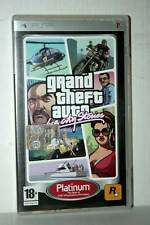 GRAND THEFT AUTO VICE CITY STORIES  PLATINUM USATO OTTIMO SONY PSP ITA FR1 41653