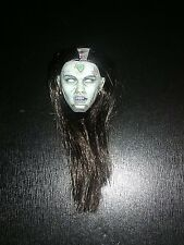 "Phicen Limited Z-Girl Female Head Sculpt 1/6 12"" Toy Zombie Triad Hot Verycool"