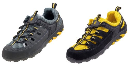 Safety Perforated Sandal Work Shoes Boots Workwear