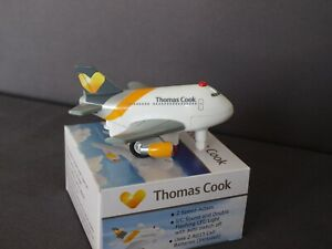 Thomas-Cook-Airlines-Fun-Plane-with-Sound-amp-Lights-New-amp-Boxed